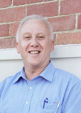 Scott Dufty with over 25 years experience in banking, finance and small business